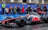 Tarcza ochronna w Formule 1?